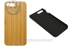 NDZ Wood Phone Case Apple Iphone 7 & 8 PLUS Bamboo