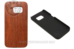 Wood Phone Case Samsung Galaxy S7 Black Walnut