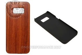 NDZ Wood Phone Case for Samsung Galaxy S8 Bamboo