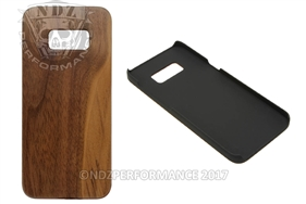NDZ Wood Phone Case Samsung Galaxy S8 Cherrywood