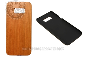 Wood Phone Case Samsung Galaxy S8 PLUS Bamboo