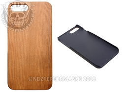 Wood Phone Case IPhone 7 Plus 8 Plus Cherrywood