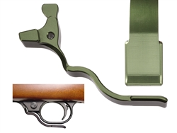 NDZ Green Magazine Release Long for Ruger 10/22 (*LZ)