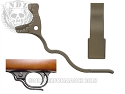 NDZ HC FDE Magazine Release Long for Ruger 10/22 (*LZ)