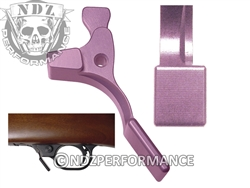 NDZ Pink Magazine Release Short for Ruger 10/22 (*LZ)