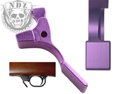NDZ Purple Magazine Release Short for Ruger 10/22 (*LZ)