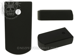 NDZ Magazine Plate for Ruger LCP 2 .380 Black