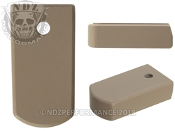 NDZ Magazine Plate for Ruger LCP 2 .380 FDE