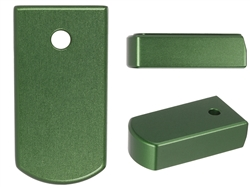 NDZ Magazine Plate for Ruger LCP 2 .380 Green