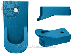 Magazine Finger Extension Ruger LCP 2 .380 Blue
