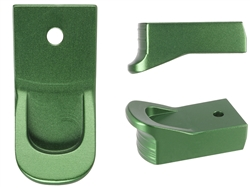 Magazine Finger Extension Ruger LCP 2 .380 Green