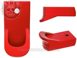 Magazine Finger Extension Ruger LCP 2 .380 Red