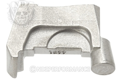 RYG Chrome Extractor With Loaded Chamber Indicator LCI for Glock Gen 1-4 .40 / .357