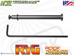 RYG Guide Rod for Glock Gen 1-4 17 17L 22 24 31 34 35 37