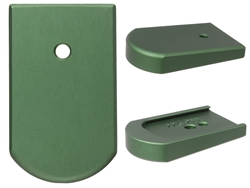 NDZ Mag Plate for Sig P226 9mm .40 .357 Green