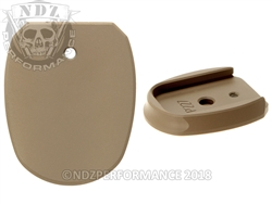 FDE Magazine Base Plate For Sig Sauer P227 | NDZ Performance