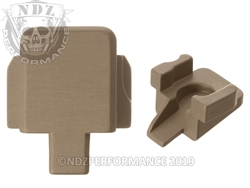 Sig P320 Rear Slide Cover Plate HCFDE (*LZ)