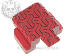 Red Sig P320 Rear Slide Plate TW