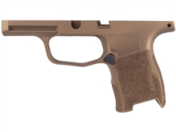 Sig Sauer P365 Grip Module Compact 9mm in Cerakote Burnt Bronze