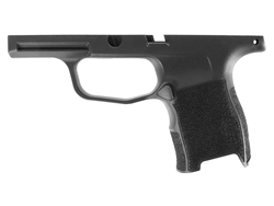 Custom Sig Sauer P365 Grip Module - Black - 9mm