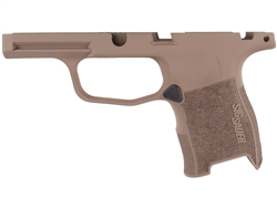 Sig Sauer P365 Grip Module Compact 9mm with Manual Safety Compatibility Cerakote Flat Dark Earth
