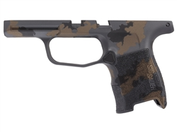 Sig Sauer P365 Grip Module Compact 9mm in Cerakote Tungsten, Burnt Bronze, Armor Black Multicam
