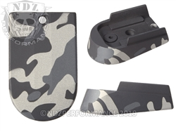 Sig Sauer P365 Mag Extension Short Black & Grey