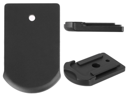 Sig Sauer P365 Slim Carry Magazine Plate in Black for P365 Models By NDZ Performance