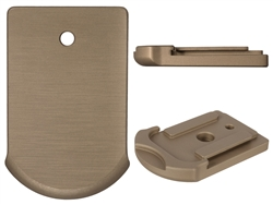 Sig Sauer P365 Slim Carry Magazine Plate in HC FDE for P365 Models By NDZ Performance