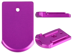 Sig Sauer P365 Slim Carry Magazine Plate in Purple for P365 Models By NDZ Performance