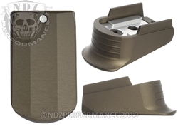 Sig Sauer P365 Magazine Extensions Finger Grips And Upgrades By NDZ Performance
