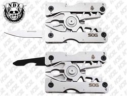 Buy The Sog Sync Ii Multi-Tool Sn1011-Cp | NDZ Performance