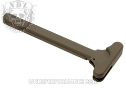 NDZ HC FDE Charging Handle Right Handed for Smith & Wesson M&P 15/22