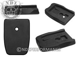 NDZ Black Magazine Plate Competition for Smith & Wesson M&P Full-Size & Compact 9MM .40 (*LZ)
