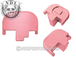 NDZ Pink Rear Plate for Smith & Wesson M&P Full-Size Compact M&P 2.0 (*LZ)