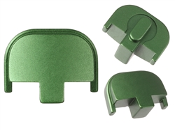 NDZ Green Rear Plate for Smith & Wesson SD9 SD40 (*LZ)