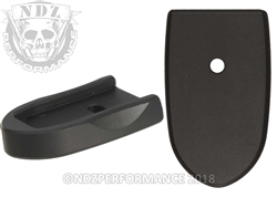 NDZ Mag Plate SW Shield 9MM .40 Black