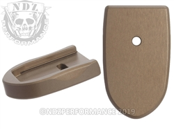 NDZ Mag Plate SW Shield 9MM .40 HCFDE