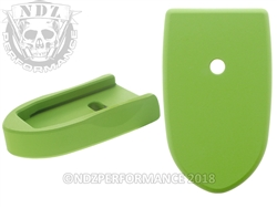 NDZ Mag Plate SW Shield 9MM .40 Cerakote Zombie Green