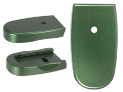 NDZ Green Magazine Plate for Smith & Wesson Shield .45 (*LZ)