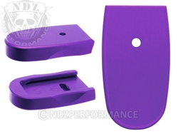 NDZ Purple Magazine Plate for Smith & Wesson Shield .45 (*LZ)
