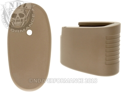Smith & Wesson Shield .45 6RD Custom Plus Two Mag Plate Cerakote FDE