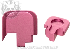 Smith & Wesson Shield Pink Slide Cover Plate - 45 | NDZ Performance