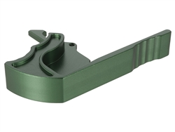 NDZ Ambi Charging Handle Tactical Latch for Smith & Wesson M&P 15-22 in Green (*LZ)