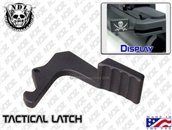 NDZ Performance S&W M&P 15-22 Black Charging Handle Latch