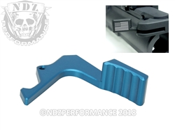 NDZ Blue Charging Handle Tactical Latch for Smith & Wesson M&P 15/22 (*LZ)