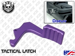 NDZ Purple Charging Handle Tactical Latch for Smith & Wesson M&P 15/22 (*LZ)