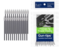 Swab-Its Foam Tip Firearm Cleaning Gun Tips Precision Tip Cleaning