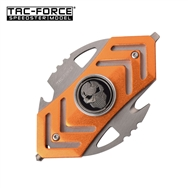 Tac-Force Tactical Fidget Spinner Orange