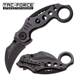 Karamabit Spring Assisted Pocket Knife TF-578SW